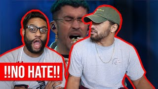 Bad Bunny Surprises Crowd During Live Performance of Ignorantes on The Tonight Show | Reaction