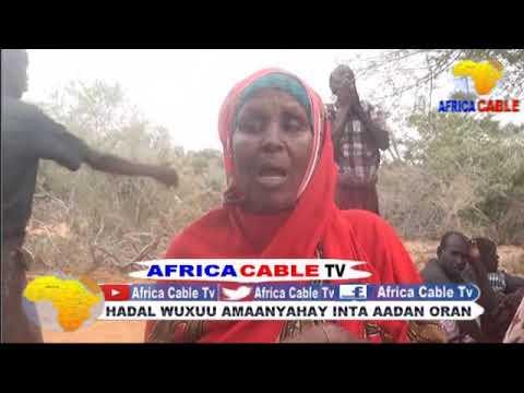 AFRICA CABLE TV BARNAAMIJ GAAR AH TUULADA BURSHO SHIIKH