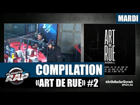 Youtube: Planète Rap – Compilation«Art de Rue» avec Sofiane, Heuss, HMZ, Joysad et Leonis #PlanèteRap