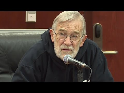 The People's Tribunal on the Iraq War, Day One: Ray McGovern