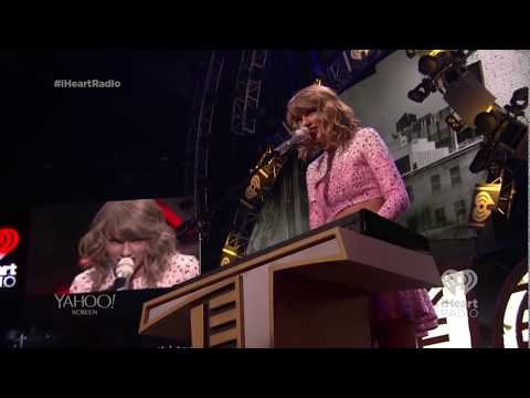 Taylor Swift - Love Story (Live from the 2014 iHeartRadio Music Festival)
