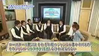 うまカラちゃん ライセンス藤原さん歌う.
