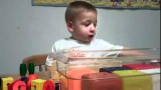 2-Year-Old Kid Hearing MOM