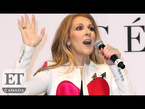 Celine Dion Talks 'Beauty And The Beast', Juno Nomination