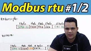 Modbus rtu #1/2 - Como se comunica o Modbus!