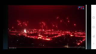 Лозари го запалија Кавадарци за прославата на 30-тиот роденден на навивачката група на Тиквеш