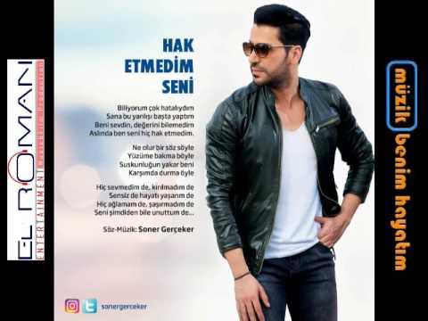 Soner Gerçeker - Hak Etmedim Seni (feat. Rafet El Roman) 2017 (MBH VOL 1)