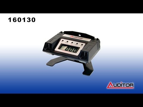 V160130 Auditor Swing Speed and Ball Speed Meter-2