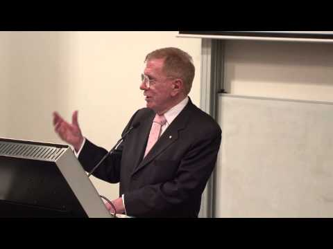 First Annual Tony Blackshield Lecture - Michael Kirby