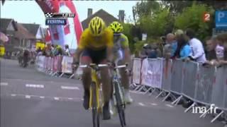 Première victoire de Peter Sagan sur le tour de France