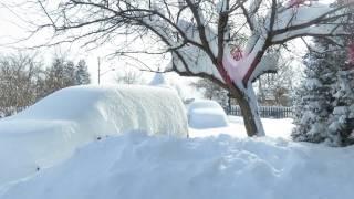 Modeling Weather (Alberta 2017 Snow fall)