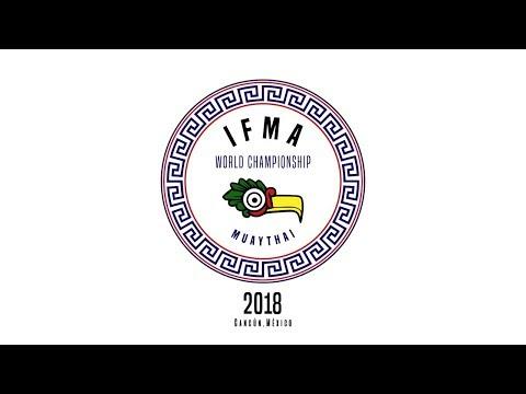 World Muaythai Championships 2018 Ring B _ DAY 3