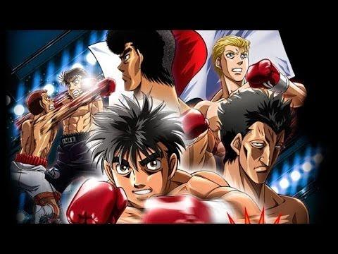 Hajime no ippo boxer no kobushi canon