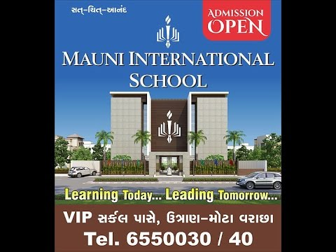 Mauni International School Surat