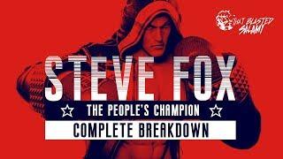 Tekken 7 - Steve Fox Complete Breakdown