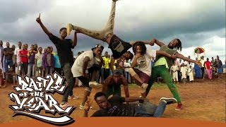 SN9PER Crew (Kamerun) -  Trening do BOTY 2016