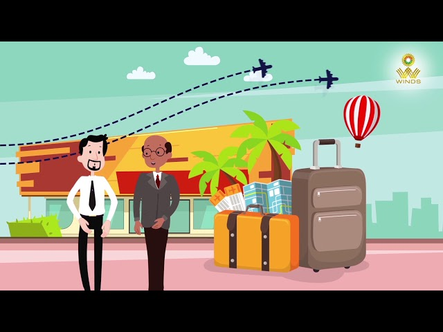 WINDS Executive Partner Benefit - Chance to win a Luxury Vacation (Hindi)