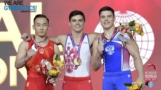 2018 Artistic Worlds, Doha (QAT) -  HIGHLIGHTS - Men's All-around Final - We Are Gymnastics !