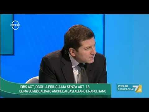 Omnibus - Bonfrisco: Forza Italia non voterà la fiducia sul Jobs Act