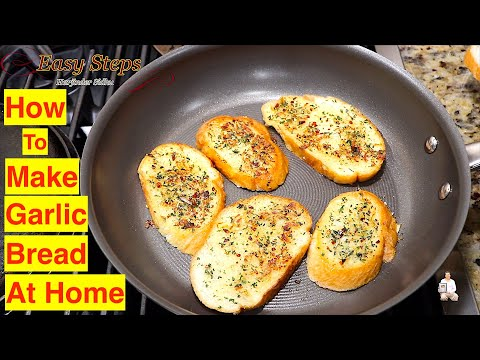 How To Make Garlic Bread at Home from YouTube · Duration:  4 minutes 7 seconds