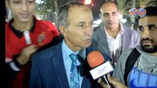 أخبار اليوم | فتحي مبروك : أتمنى عودة الجماهير ولكن بضوابط