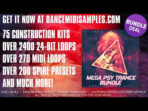 psytrance midi files free download