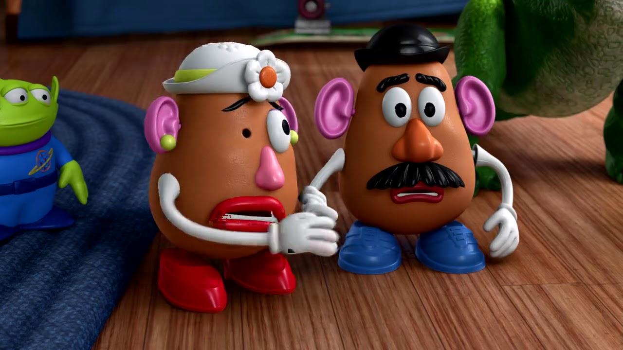 Toy Story Kartoffel