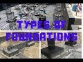 Types of Foundations in Building Design