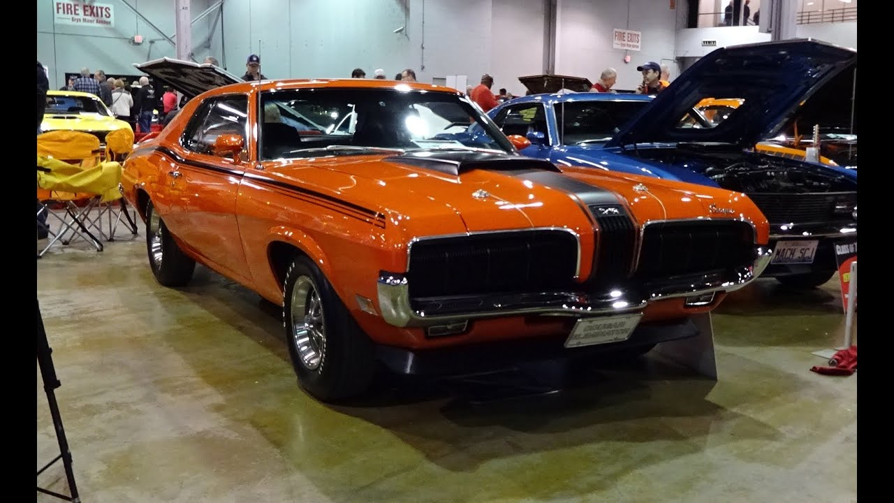 1970 Mercury Cougar Eliminator Cj 428 In Competition