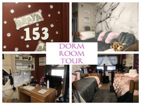 College Dorm Room Tour  DSU