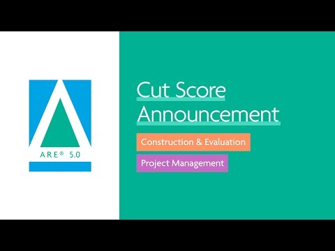 PjM and CE Cut Score Announcement