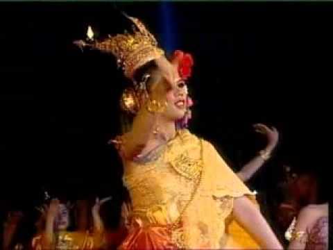 รำไทย ยอยศพระลอ (Thai dance)