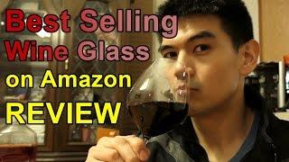 Best Selling Wine Glass Amazon (Bormioli Rocco Restaurant Red Wine Glass Review)