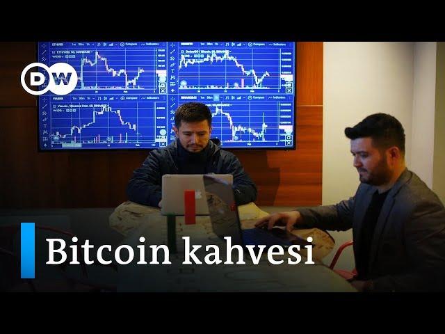 İstanbul'da bir 'Bitcoin kahvesi - DW Türkçe