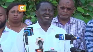 Raila breaks silence on Ksh 51M loss at Kilifi County