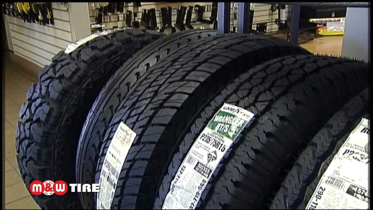 M & W Auto Service & Tire – Your Family's Safety is Our Family's