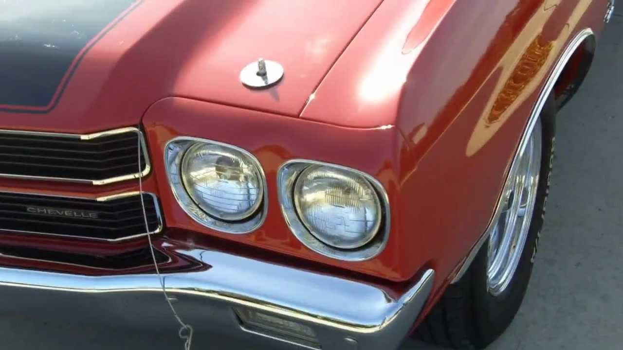 1970 Chevy Chevelle True SS Classic Muscle Car for Sale in MI ...