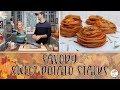 Savory Sweet Potato Stacks | Baking With Josh & Ange