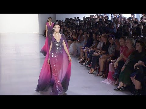 Tadashi Shoji | Spring Summer 2019 Full Fashion Show | Exclusive