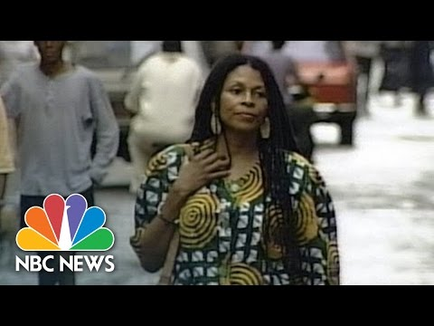 Black Rights Fugitive JoAnne Chesimard In Cuba - Part 1 | NBC News