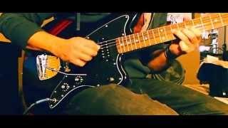 blues improvisation fender jazzmaster hh blacktop