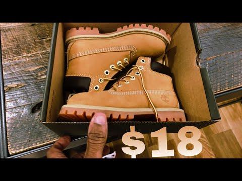 Random Timberland & Nike Outlet Vlog | CRAZY SALE!!!!