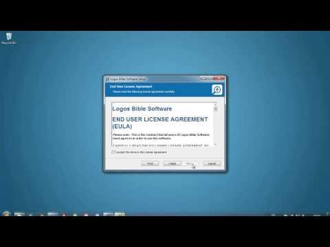 torrent logos bible software