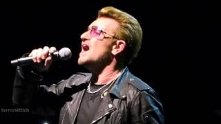 U2 Sunday Bloody Sunday, London 2015-10-29