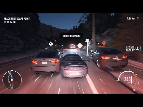 NFS Payback: Arkwright mission!