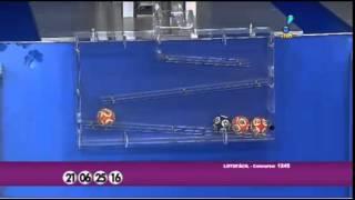 Resultado da Lotofácil concurso 1245 dia 07/08/2015 (Momento da Sorte - RedeTV)