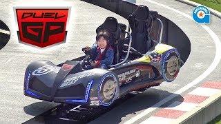 鈴鹿サーキットの新アトラクションDUEL GPに乗りました【がっちゃん】