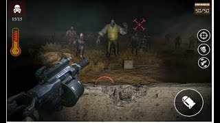 Zombie Hunter Sniper FPS Shooting ,by King Sports Games, (HD)Android Gameplay.
