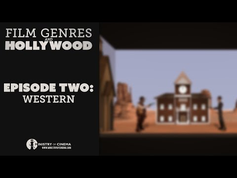 Film Theory: Western Genre - Film Genres and Hollywood Ep. 2