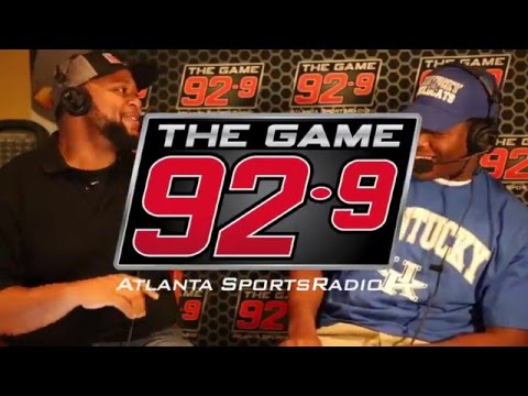 92-9 The Game and SCORE Atlanta's Signing Day Frenzy 2016 At Stars And Strikes